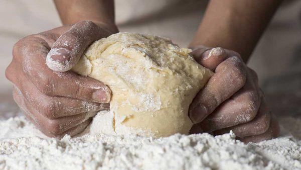 Gluten in flour