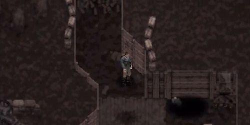 Conscript video game screen shot