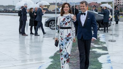 Princess Mary and Prince Frederik's relationship, in pictures