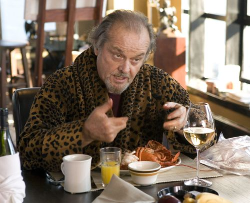 Jack Nicholson's mob boss character Frank Costello in The Departed was based on Bulger.