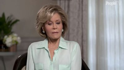 Jane Fonda learned of mum's tragic suicide from a movie magazine
