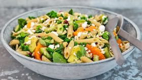 Pulse penne superfood salad