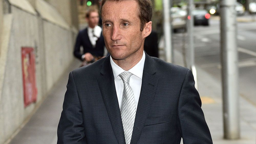 Damien Oliver's careless riding charge will stand after his appeal was rejected. (AAP)
