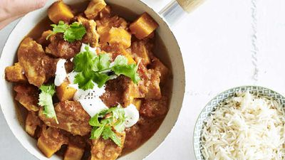 Easy one-pot curry recipes