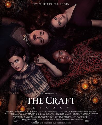 The Craft: Legacy, reboot, Cailee Spaeny, Gideon Adlon, Lovie Simone, Zoey Luna