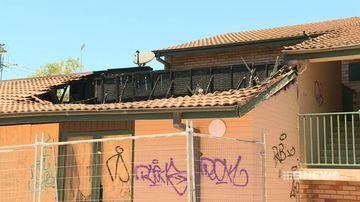 police hunt for kooringal arsonists