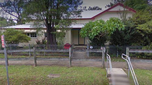 Sekolah Negeri Kendall di NSW terputus oleh banjir.