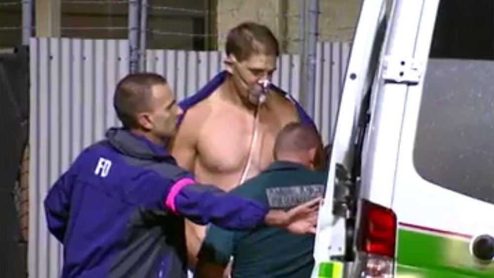 Docker Sandilands undergoes surgery