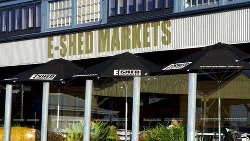 Fremantle's E-Shed markets. (Facebook)