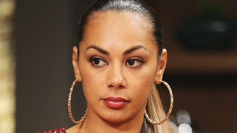 You're fired: Prinnie Stevens first to leave Celebrity Apprentice
