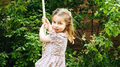 Princess Charlotte steals the show at Chelsea
