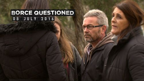 Borce Ristevski was questioned last year.