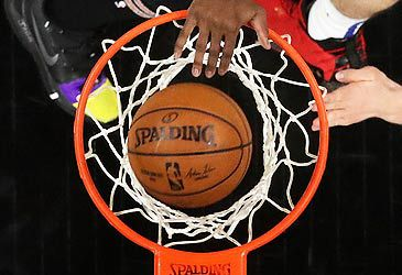 Daily Quiz: How high above the court are standard basketball hoops mounted?