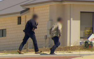 Police arrest man over stabbing after 40km manhunt in Perth