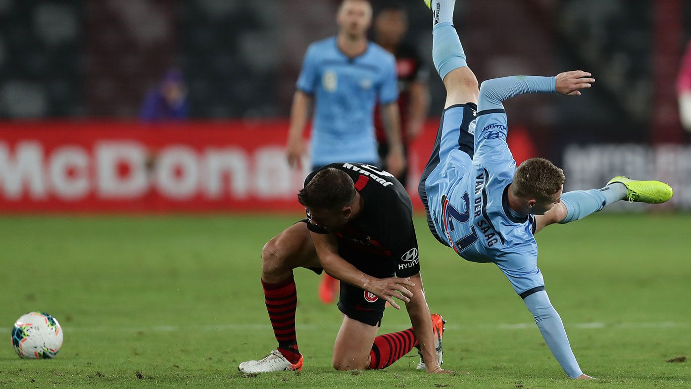 A-League clubs feel pinch of suspension as football braces for loss of broadcast cash