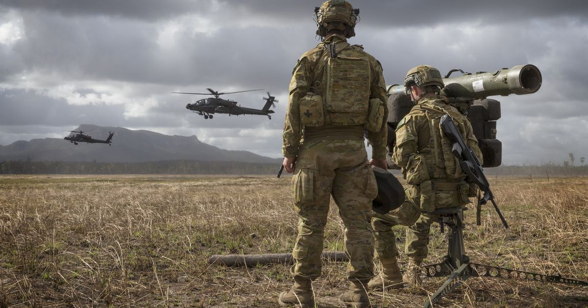 US military boost on Australian shores 'in our own security interest'