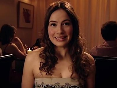 Sophie Winkleman as Big Suze in UK comedy series Peep Show.
