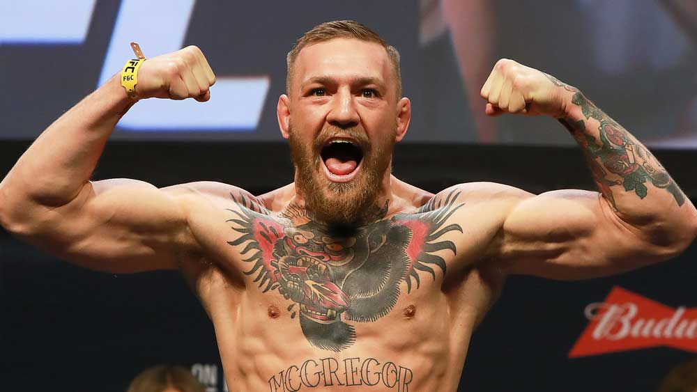 I want $100m to fight Mayweather: McGregor