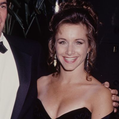 Gabrielle Carteris as Andrea — Beverly Hills, 90210