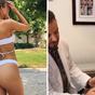 Instagram model's mission to prove she has a 'certified real booty'