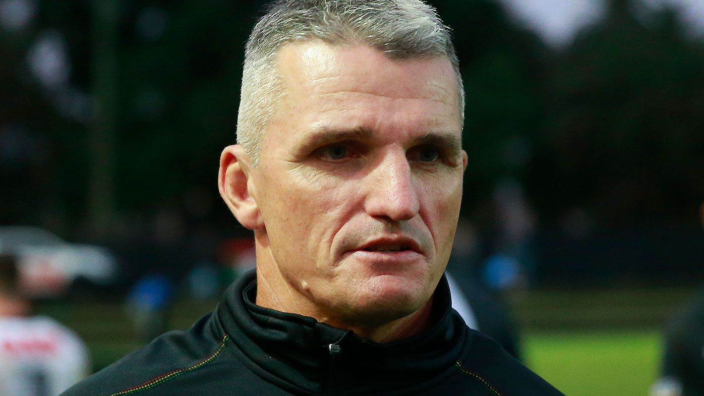 Penrith Panthers coach Ivan Cleary backs NRL's plans to return to action in May
