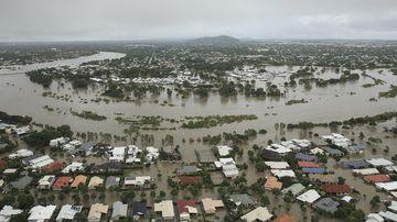 Townsville floods