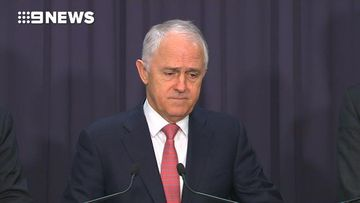 Turnbull speaks about Barcelona terror attack