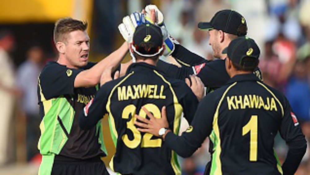 Aussies beat Pakistan at World T20