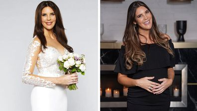 MAFS Tracey Jewel then and now