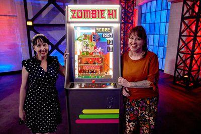Zombie High   80s Arcade Challenge