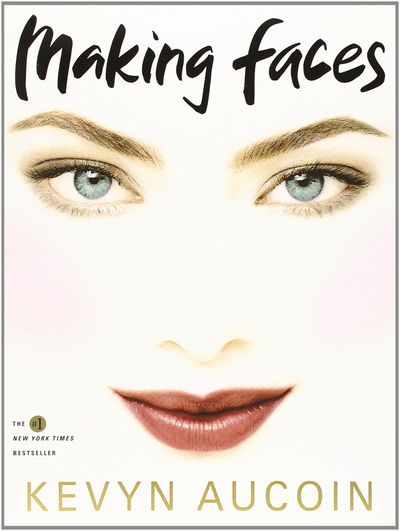 """<em><a href=""""https://www.dymocks.com.au/book/making-faces-by-kevyn-aucoin-9780316286855/#.VdwTe_mqpBc"""" target=""""_blank"""">Making Faces</a></em><a href=""""https://www.dymocks.com.au/book/making-faces-by-kevyn-aucoin-9780316286855/#.VdwTe_mqpBc"""" target=""""_blank""""> by Kevyn Aucoin</a>"""