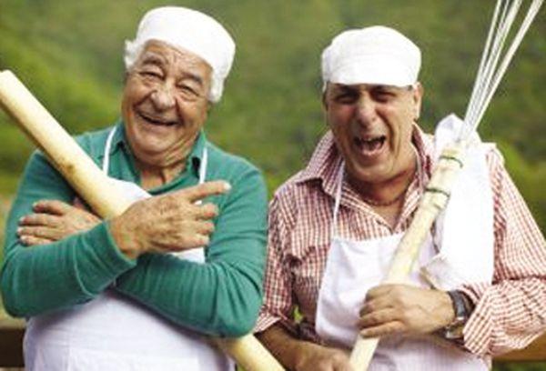 Two Greedy Italians