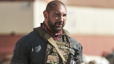 Bautista plays Scott Ward in 'Army of the Dead'.