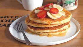 No Glu's gluten free pancakes