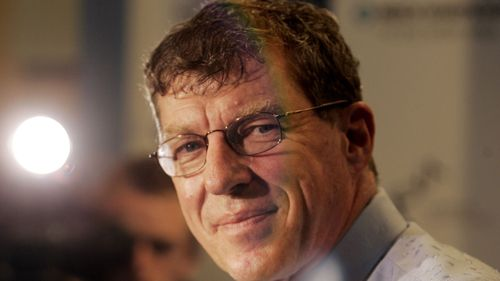 Professor Ian Frazer, who developed the life saving HPV vaccine.