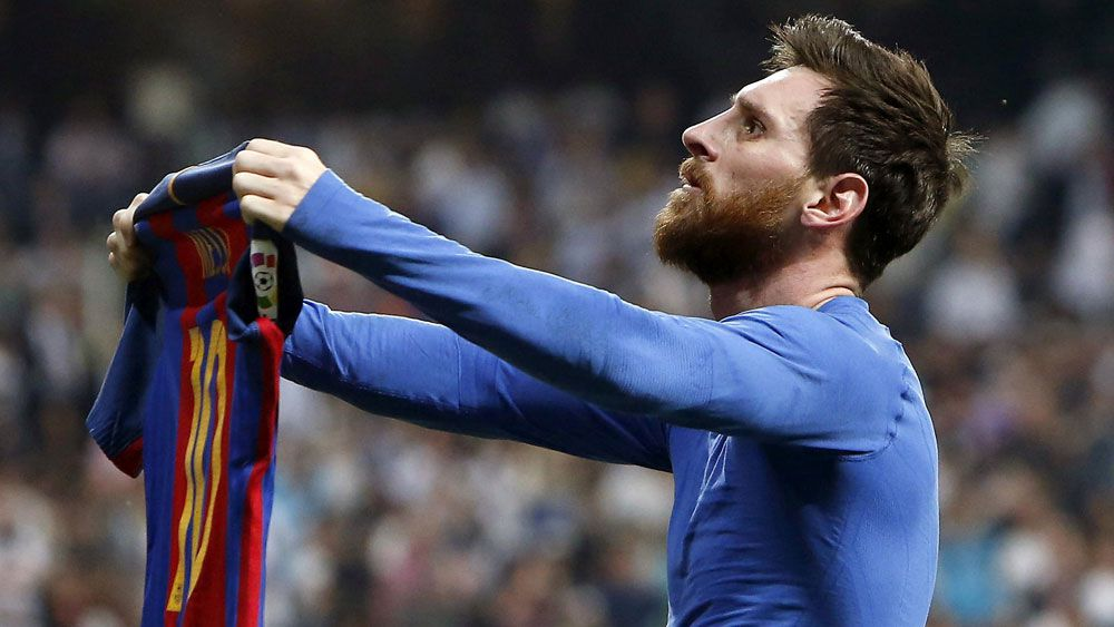 Lionel Messi's 500th goal for Barcelona snares miracle El Clasico win over Real Madrid