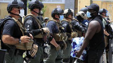 George Floyd protests, Washington