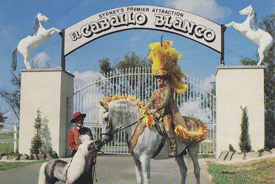 <strong>El Caballo Blanco, Sydney</strong>