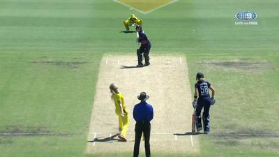 Cricket: Australia rally in opening Ashes ODI