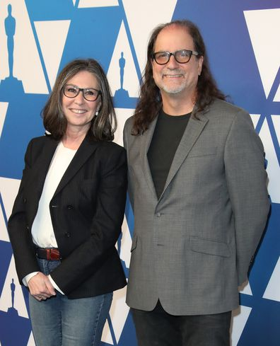 Donna Gigliotti and Glenn Weiss