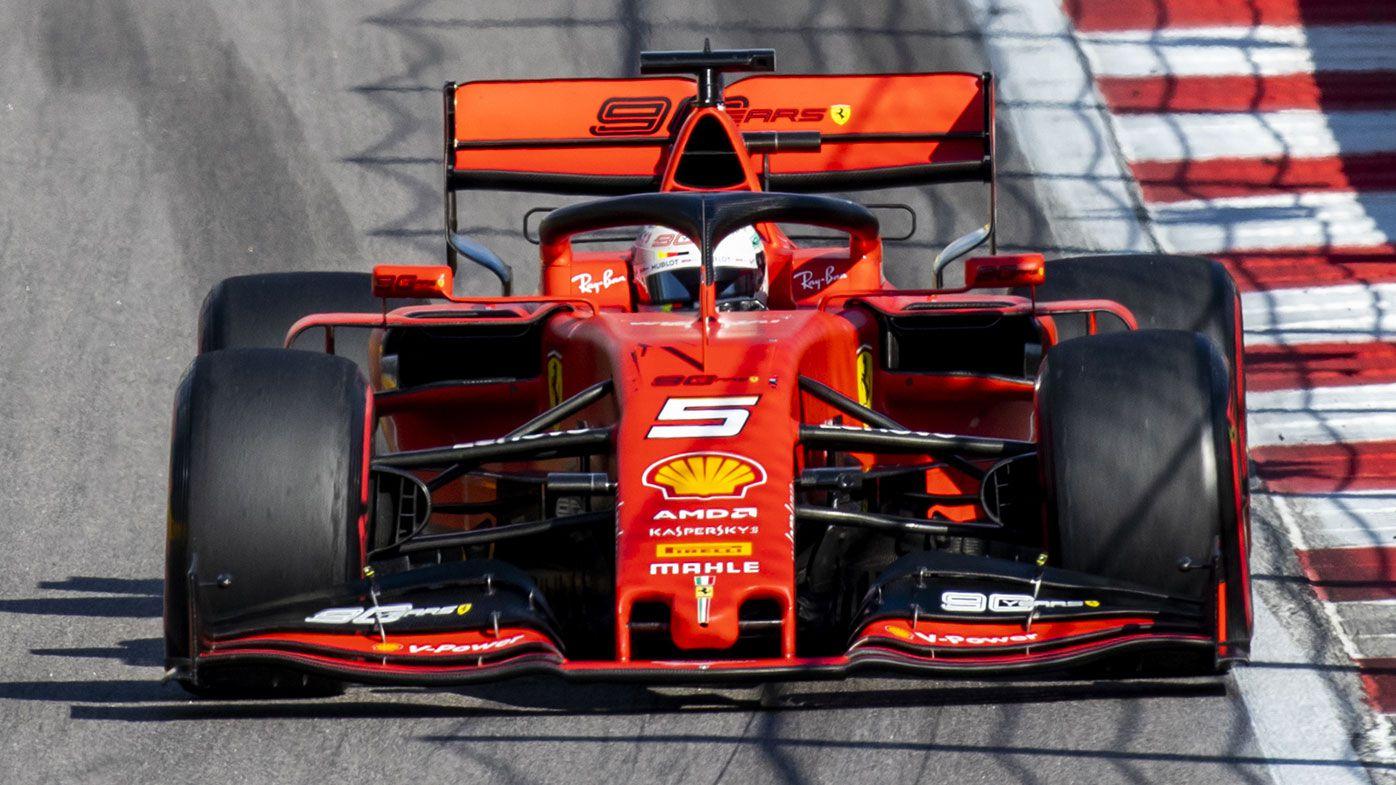 Helmut Marko says Sebastian Vettel 'has no future at Ferrari'