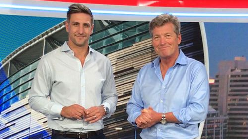 Pavlich will present sport from April 16 and will join anchor Michael Thomson on the desk. (9NEWS)