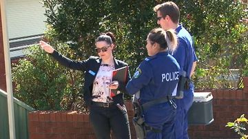 Sydney home robbery duo arrested
