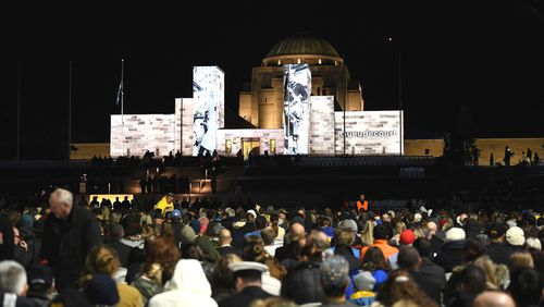 Dawn service held in Turkey to markGallipoli landings