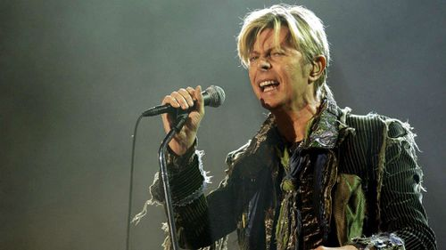 David Bowie died on January 10 2016. (AAP)
