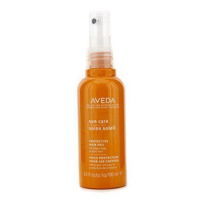 """<a href=""""http://www.aveda.com/product/5303/17010/hair-care/leave-in-treatment/sun-care-protective-hair-veil#/shade/3.4_fl_oz%2F100_ml"""" target=""""_blank"""">Aveda Sun Care Protective Hair Veil 100ml, $29</a>"""