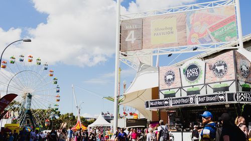 Chicane Showbags has been involved with the Easter Show for 20 years