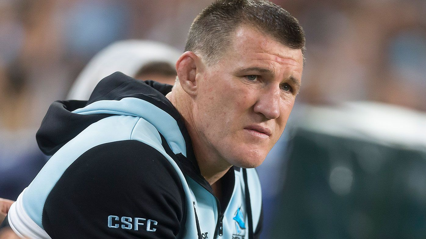 Why Paul Gallen refuses to speak about reported $700,000 Cronulla Sharks pay out