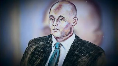 Edmund Riggs has been found not guilty of the 2001 murder of his wife, Patricia, at their Margate home north of Brisbane.