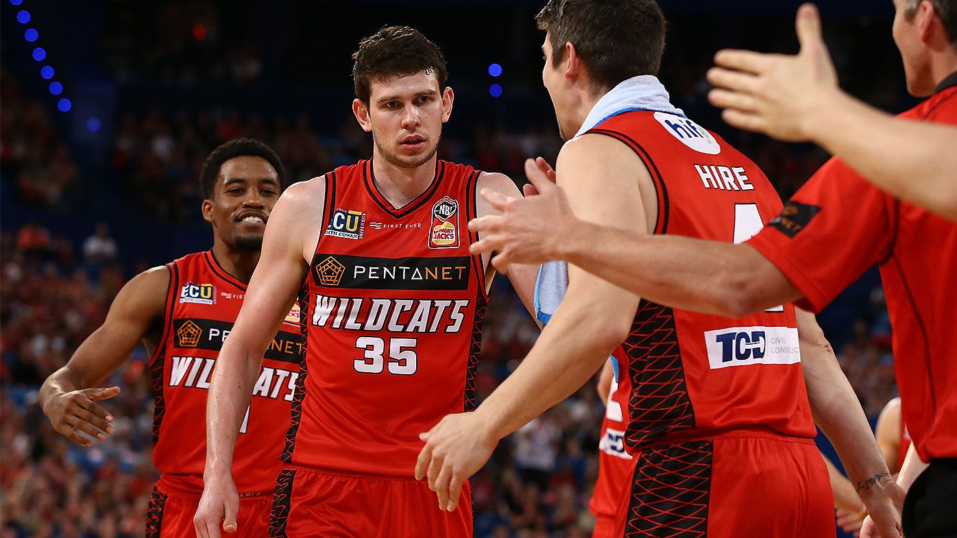 Clint Steindl triple flurry leads to Perth win over New Zealand